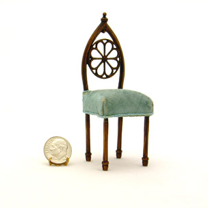 Gothic Revival Side Chair